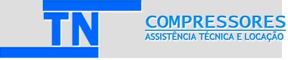 (41) 3367-2649 - Locação de Compressores de ar em Curitiba e Assistência Técnica - Tncompressores.com.br Logo